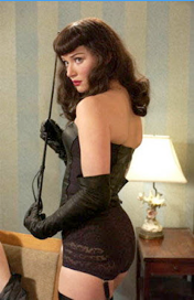 """The Notorious Bettie Page"" directed by Mary Harron"